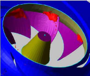 CFD Study of Prospective 1st Stage Centrifugal1