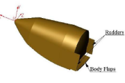 Aerodynamic of Reentry Spacecraft Clipper