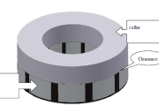 Onset of Leviation in Thrust Bearing; FSI Study using Abaqus-FlowVision Coupling