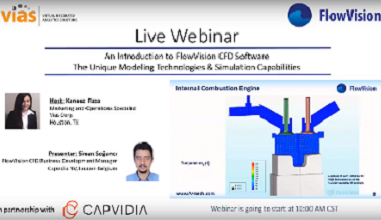 An Introduction to FlowVision CFD Software (Vias Webinar)